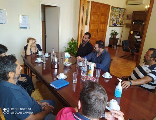 Συνάντηση για το πρόγραμμα δακοκτονίας σήμερα στην έδρα της ΠΕΡ