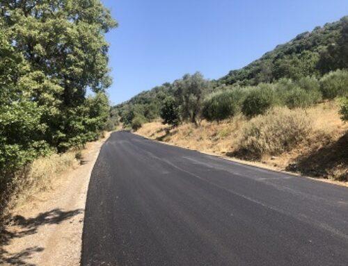 Έργα σε περιοχές του Δήμου Αμαρίου επισκέφτηκε χτες η Αντιπεριφερειάρχης Ρεθύμνης