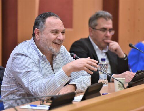 Συνεδρίασε το Διοικητικό Συμβούλιο της ΠΕΔ Κρήτης