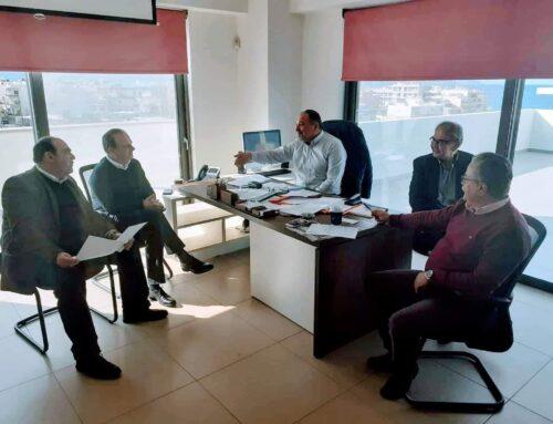 Την Πέμπτη η συνάντηση της ΠΕΔ Κρήτης με την ηγεσία του Υπουργείου Υποδομών και Δικτύων για τον ΒΟΑΚ