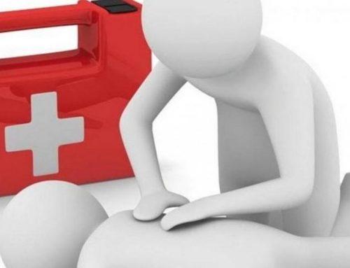 «Πρώτες βοήθειες και Καρδιοαναπνευστική αναζωογόνηση με την επίδειξη του αυτόματου εξωτερικού απινιδωτή»
