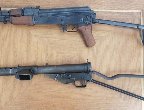 Συνελήφθη, 32χρονος ημεδαπός για παραβάσεις της Νομοθεσίας περί όπλων, στο Ηράκλειο