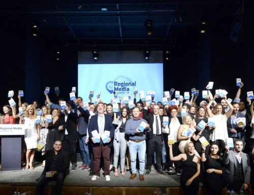 "O ""Ήχος Fm 94.2"" και τα βραβεία στα Regional Media Awards"