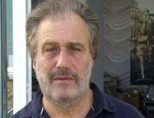 Συλλυπητήρια δήλωση Γιάννη Κεφαλογιάννη για την απώλεια του Στέλιου Κιαγιαδάκη