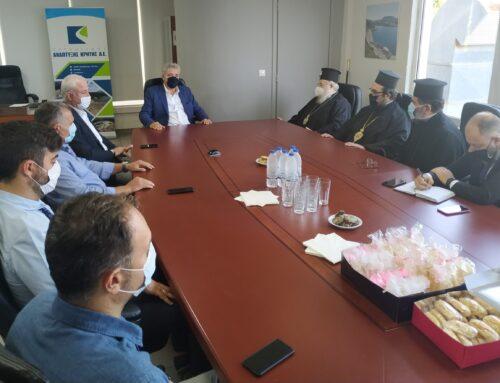 Συνεργασία Ο.Α.Κ. &  Ι.Μ.Κ.Α.: Στο επίκεντρο η «ανάπτυξη» του θρησκευτικού τουρισμού