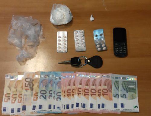 Συνελήφθησαν δύο (2)  ημεδαποί για τα κατά περίπτωση αδικήματα της κατοχής και διακίνησης ναρκωτικών ουσιών, στο Ηράκλειο