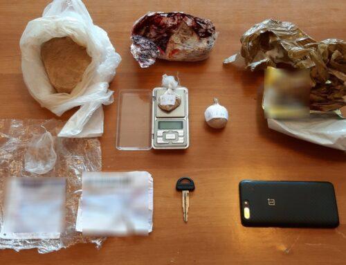 Συνελήφθησαν δύο ημεδαποί για τα κατά περίπτωση αδικήματα της κατοχής και διακίνησης ναρκωτικών ουσιών, στο Ηράκλειο