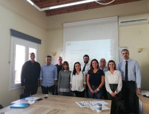 Εναρκτήρια συνάντηση καινοτόμου ευρωπαϊκού σχεδίου με τίτλο:  «Τρισδιάστατη Εκτύπωση στην Επαγγελματική Εκπαίδευση και Κατάρτιση (3D Printing in VET)»