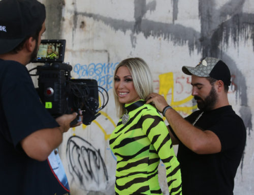 To νέο τραγούδι της Μαρίας Καρλάκη στα TOP του Media Inspector