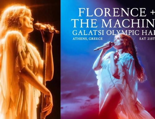 Florence and the Machine: Ανακοίνωση για τρίτη συναυλία στην Αθήνα