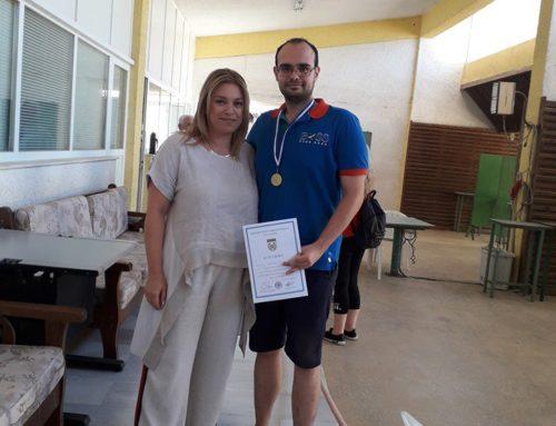 Ο Νίκος Νεονάκης με νέο πανελλήνιο ρεκόρ ετοιμάζεται για Ιταλία