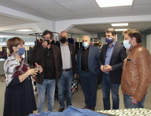 Παρουσιάστηκε επίσημα το Κοινωνικό Πλυντήριο του Δήμου Χανίων