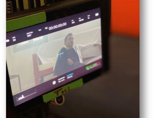 """Χρήστος Μενιδιάτης – """"Τελευταία αγκαλιά"""": Backstage από το νέο του video clip"""