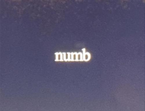 """Tom Odell – """"numb"""""""