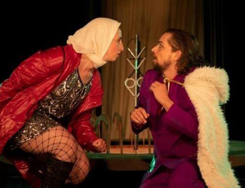 Το Δημοτικό Περιφερειακό Θέατρο Κρήτης παρουσιάζει το έργο «Πανώρια» στην Επισκοπή Κολυμβαρίου