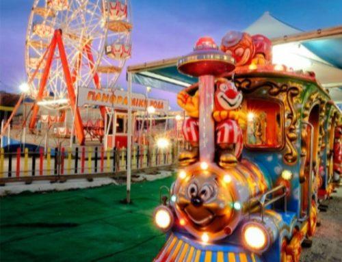 Κερδίστε δωρεάν εισόδους στα παιχνίδια του Luna park Κατερίνα στα Χανιά