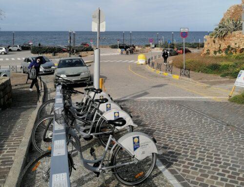 Αντικατάσταση φθαρμένων κοινόχρηστων ποδηλάτων και σταθμών από τον Δήμο Χανίων – Εντυπωσιακή αύξηση της χρήσης τους από πολίτες